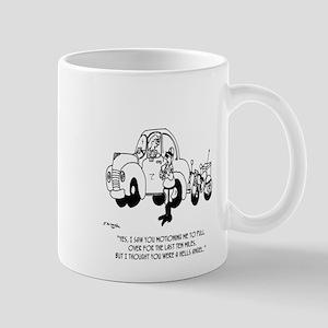 Police Cartoon 6202 Mug