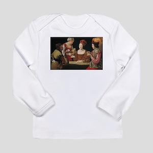 card player art Long Sleeve T-Shirt