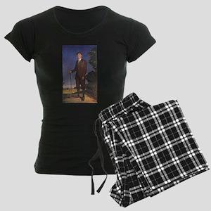 golfing art Pajamas