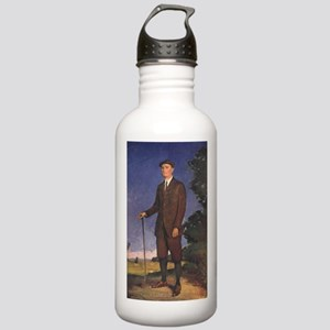 golfing art Water Bottle