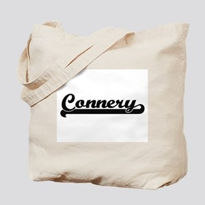 Connery surname classic retro design Tote Bag
