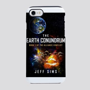The Earth Conundrum iPhone 8/7 Tough Case