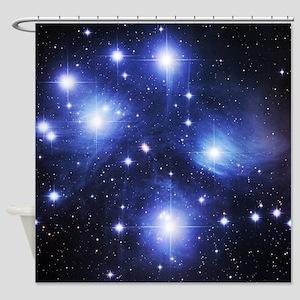 Pleiades Shower Curtain