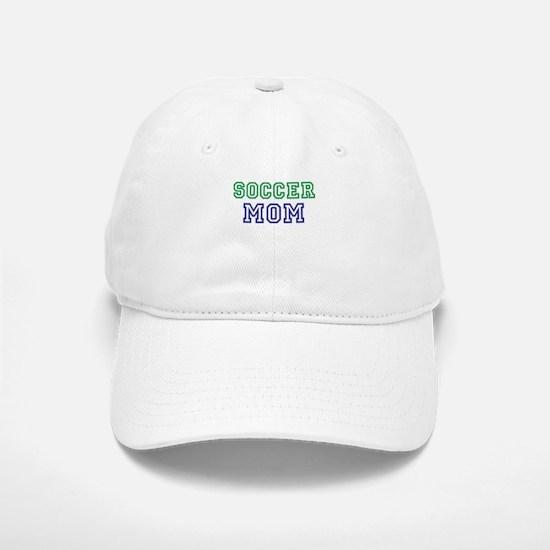 Soccer Mom (Add A Title, Coach Etc) Baseball Baseball Baseball Cap