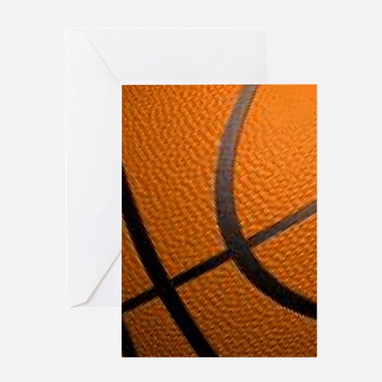 Basketball Sports Greeting Cards