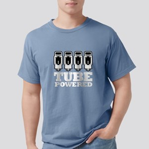 tube_powered02_trasparente T-Shirt