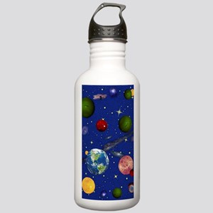 The Universe Stainless Water Bottle 1.0L