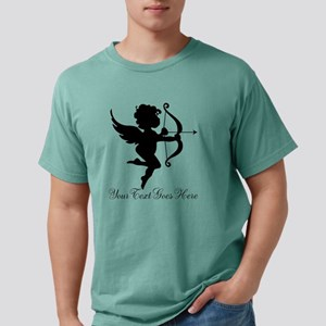 Valentines Day Gifts Cupid Mens Comfort Colors Shi