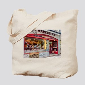 Charcuterie in Lyon Tote Bag