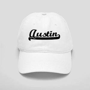 Austin surname classic retro design Cap
