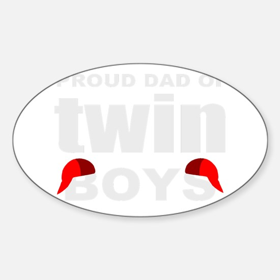 Twins dad Decal