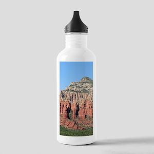 Rocks near Sedona, Ari Stainless Water Bottle 1.0L