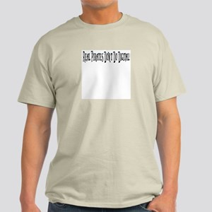 Real Pirates (blk) Light T-Shirt