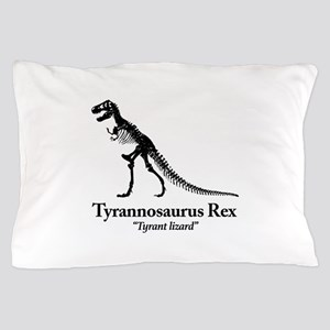 tyrannosaurus rex Tyrant Lizard Pillow Case