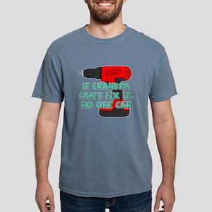 Grandpa Can't Fix It Mens Comfort Colors Shirt