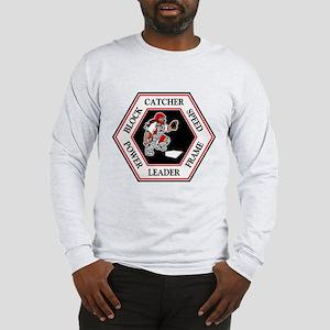 CATCHER HEXAGON Long Sleeve T-Shirt