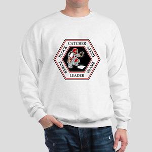 CATCHER HEXAGON Sweatshirt