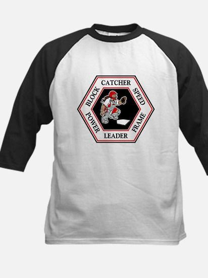 CATCHER HEXAGON Kids Baseball Jersey
