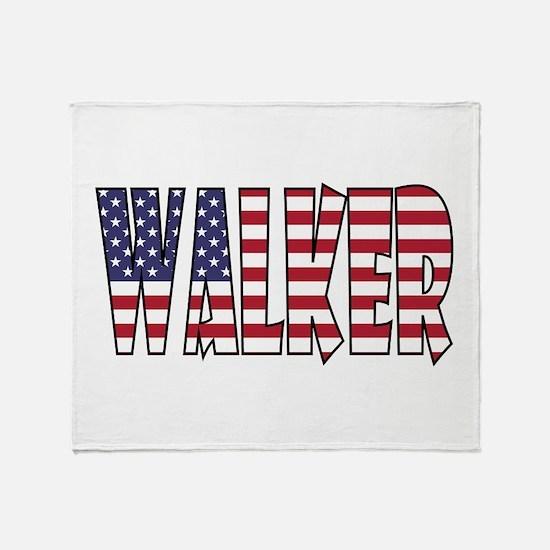 Walker Throw Blanket