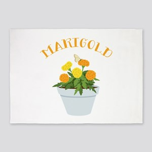 Marigold 5'x7'Area Rug