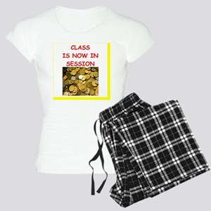 numismatist joke Women's Light Pajamas
