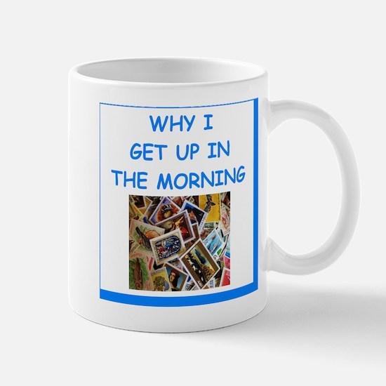 philately humor Mug