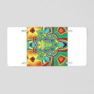 Wassily Kandinsky Russian P Aluminum License Plate