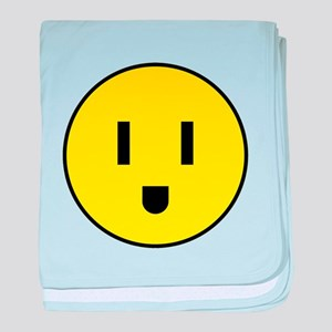 Power Outlet AC/DC Smiley electric pl baby blanket