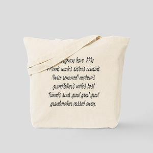 Leave PhD Tote Bag