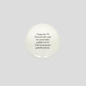 Leave PhD Mini Button