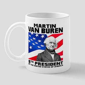 08 Van Buren Mug