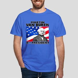 08 Van Buren Dark T-Shirt