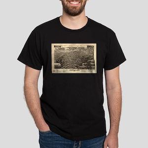 Vintage Pictorial Map of Leadville CO (188 T-Shirt