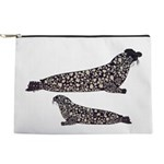 Hooded Seals Makeup Pouch