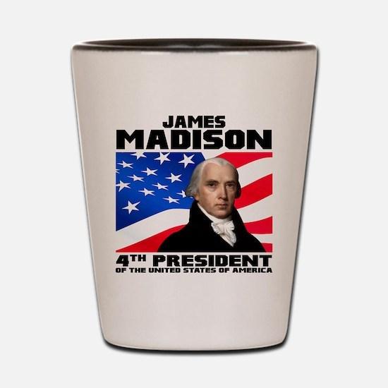 04 Madison Shot Glass