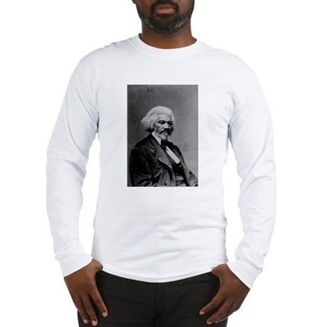Frederick Douglas Long Sleeve T-Shirt