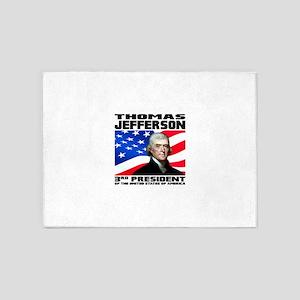 03 Jefferson 5'x7'Area Rug