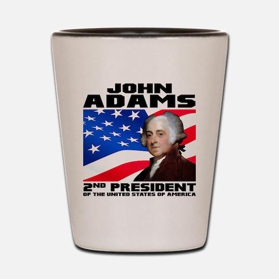 02 Adams Shot Glass