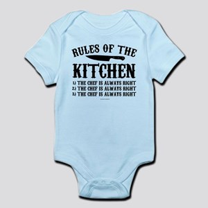 Rules of the Kitchen Body Suit