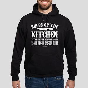 Rules of the Kitchen Hoodie (dark)