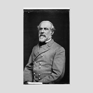 Robert E Lee (2) Rectangle Sticker