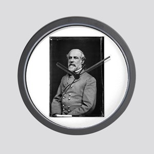 Robert E Lee (2) Wall Clock