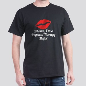Kiss Me Im A Physical Therapy Major T-Shirt