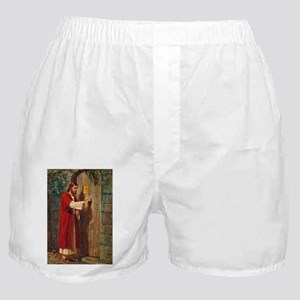 Jesus Knocks On The Door Boxer Shorts