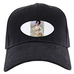 tennis in art Baseball Hat