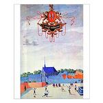 tennis in art Posters