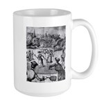 tennis in art Mugs