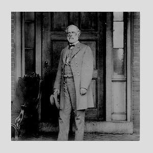 Robert E Lee (3) Tile Coaster