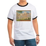 tennis in art T-Shirt