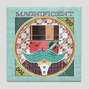 Monopoly Magnificent Tile Coaster